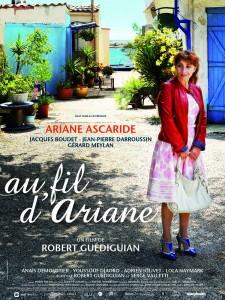 Au fil d'Ariane Affiche