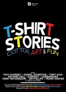 tshirt stories affiche