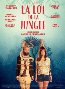 Loi de la Jungle Affiche