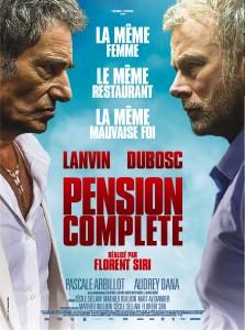 Affiche Taille Réelle Pension Complète